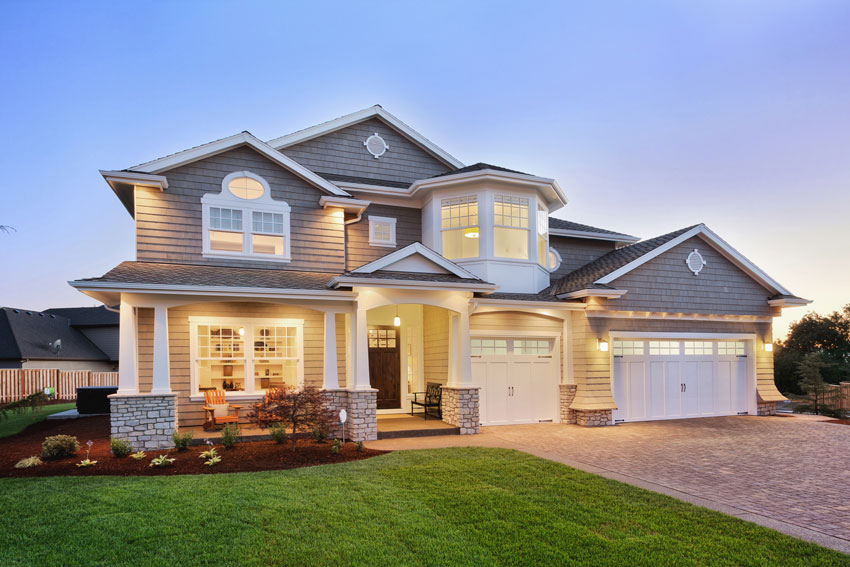 Virginia Fairfax Home Inspections Luxury House